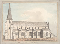 Horsham Church f. 14 (no. 25)